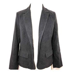 Sag Harbor Charcoal Wool Jacket. NWT